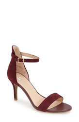 Women's Bp. 'Luminate' Ankle Strap Sandal Burgundy Suede