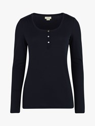 Fat Face Avebury Henley Jumper Navy