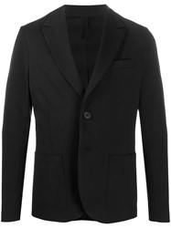 Harris Wharf London Fitted Single Breasted Blazer 60