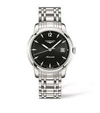Longines Saint Imier Watch Unisex Black