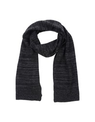 Michael Kors Accessories Oblong Scarves Men Steel Grey