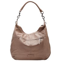 Liebeskind Pazia 6 Leather Vintage Shoulder Bag Stone