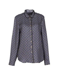 Christian Dior Dior Shirts Bright Blue