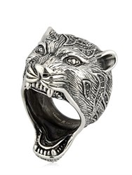 Cantini Mc Firenze Puma Sterling Silver Ring