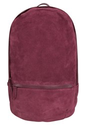 Royal Republiq Encore Mini Rucksack Bordeaux
