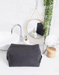 Rains Large Wash Bag Black