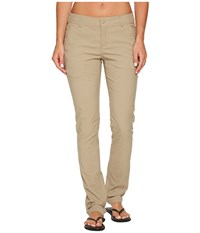 Royal Robbins Alpine Road Pants Khaki Casual Pants