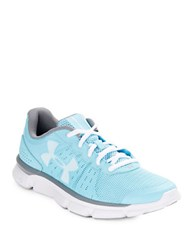 Under Armour Micro G Speed Swift Lace Up Sneakers Blue
