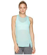Asics Cool Tank Top Opal Green Sleeveless