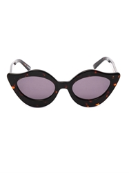 House Of Holland Lipstick Tortoiseshell Sunglasses