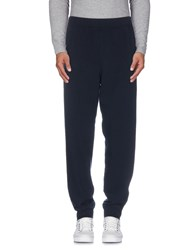 T By Alexander Wang Trousers Casual Trousers Men Dark Blue