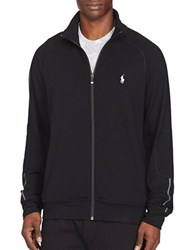 Polo Ralph Lauren Terry Track Jacket Polo Black