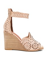 Jeffrey Campbell Del Sol H Wedge Beige