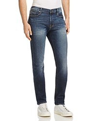 Frame L'homme Skinny Fit Jeans In Mead