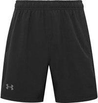 Under Armour Forge Stretch Shell Tennis Shorts Black