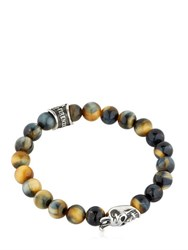 Cantini Mc Firenze Bad Rabbit Tiger's Eye Beaded Bracelet