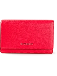 Givenchy 'Pandora' Cross Body Bag Red
