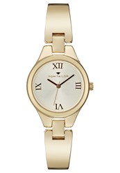 Tom Tailor Watch Goldfarben