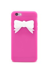 Forever 21 Bow Case For Iphone 6 6S Pink
