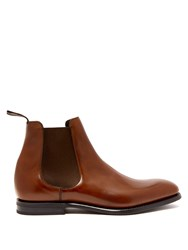 Church's Nevada Leather Chelsea Boots Brown