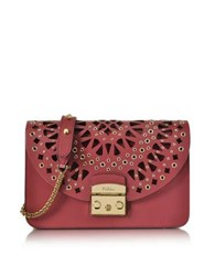 Furla Rubino Red Metropolis Bolero Shoulder Bag