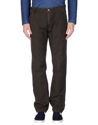 Gas Jeans Gas Trousers Casual Trousers Men Cocoa