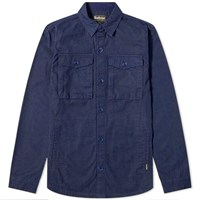 Barbour Thermo Overshirt Blue