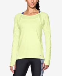 Under Armour Sport Long Sleeve Training Top Pale Moonlight
