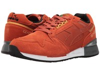 Diadora I.C. 4000 Premium Burnt Ochre Athletic Shoes Orange