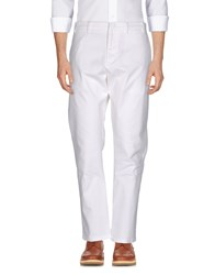 Ndegree 21 Casual Pants White