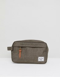 Herschel Supply Co Chapter Carry On Wash Bag 3L Green