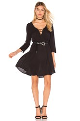 Amuse Society Addyson Dress Black