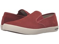 Seavees 02 64 Baja Slip On Varsity Burnt Henna Men's Shoes Orange