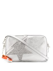 Golden Goose Embossed Star Shoulder Bag 60