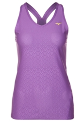 Mizuno Wave Top Dewberry Purple
