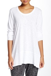 Central Park West The Khoury Tunic White