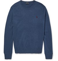 Polo Ralph Lauren Wool Sweater Blue