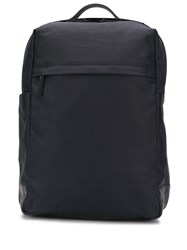 Ally Capellino Brick Backpack Blue