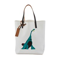 Marni Shoulder Bag Lily White