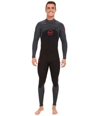 Xcel Wetsuits 4 3Mm X2 Infiniti Comp Quickdry Full Suit Black Gunmetal Men's Wetsuits One Piece