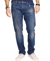 Denim And Supply Ralph Lauren Straight Fit Davis Jeans