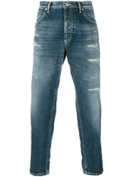 Dondup Loose Fit Jeans Blue