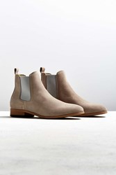 Shoe The Bear Suede Chelsea Boot Grey