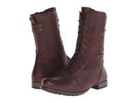 Think 85023 Caf Women's Zip Boots Brown