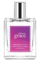 Philosophy 'Celebrate Grace' Eau De Toilette Limited Edition No Color