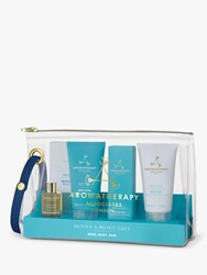 Aromatherapy Associates Bath And Body Revive And Reset Edit Gift Set