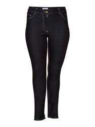 Persona Irene Slim Stretch Jeans Navy