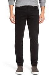 Ag Jeans Men's Dylan Slim Fit Pants 1 Year Black Night