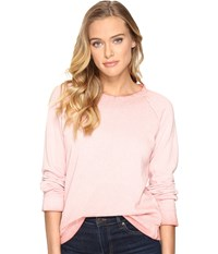 Billabong Its Alright Pullover Crew Rose Dust Women's Long Sleeve Pullover Pink