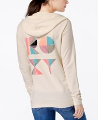 Roxy Juniors' Beauty Stardust Graphic Hoodie A Macy's Exclusive Style Natural Bumble